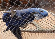 Inox Flexible Stainless Steel Bird Mesh For Bird Netting / Parrot Mesh